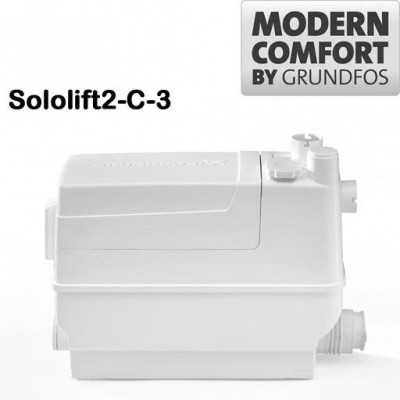 Фото Grundfos Sololift2 C-3 Vodolei.by